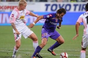Fiorentina v Palermo