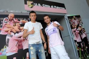Armin+Bacinovic+Josip+Ilicic+New+Palermo+Players+-i8DYgrXdqZl