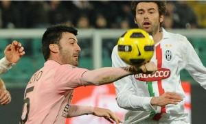 Bovo Palermo Juventus