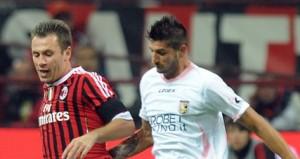 Eros+Pisano+AC+Milan+v+Citta+di+Palermo+Serie+xbd4D5PnCzol