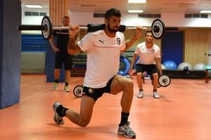 Eros+Pisano+Citta+di+Palermo+Pre+Season+Training+8FqbL2Z_q-ul