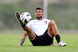 Eros+Pisano+Citta+di+Palermo+Pre+Season+Training+Lr9mKx1RKBnx