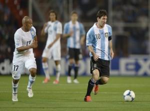 Messi-Uruguay