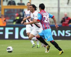 Salvatore+Aronica+Calcio+Catania+v+Citta+di+EGAECGK0NZWx