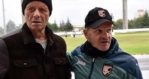 US Citta di Palermo Training Session