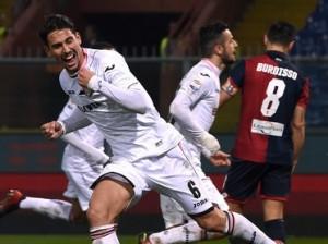 Genoa+CFC+v+Citta+di+Palermo+Serie+OPNyR103vi4l