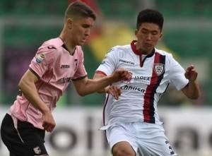 Citta+di+Palermo+v+Cagliari+Calcio+Serie+8ppKekSLJVAl